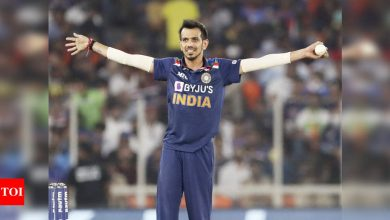 Yuzvendra Chahal surpasses Jasprit Bumrah to become India's leading wicket-taker in T20Is | Cricket News - Times of India
