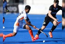 hockey:  India 'shake up' Germany on return to hockey pitch but fans feel robbed of live action | Hockey News - Times of India