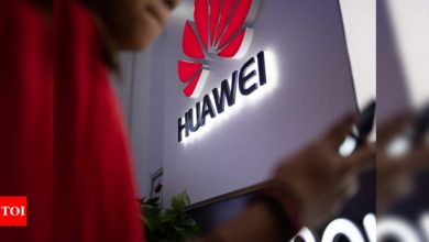 huawei:  aHuawei may start charging Samsung, Apple and other phone companies for using its patents - Times of India