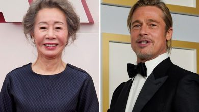 'Minari' granny Yuh-Jung Youn makes Oscars history with Brad Pitt