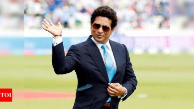 Down with COVID-19, Sachin Tendulkar hospitalised as precautionary measure | Cricket News - Times of India