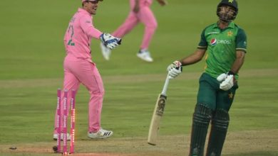 Fakhar Zaman's Record 193 in Vain as Pakistan Fall Just Short of South Africa in 2nd ODI