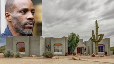 DMX and the houses he's lost during his rap career