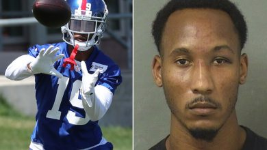 Travis Rudolph cut by Winnipeg Blue Bombers after murder charge