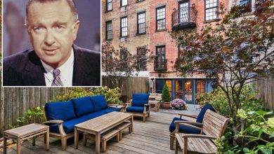 Breaking: Walter Cronkite's former NYC home lists for $7.7M
