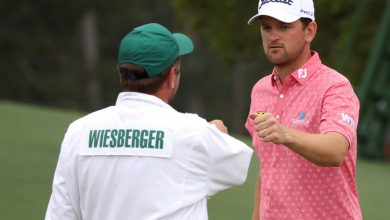 Bernd Wiesberger part of Masters charge as field tightens during second round