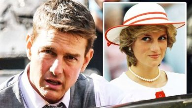 Tom Cruise branded 'extremely fanciable' by Princess Diana before 'hostile hands off' snub