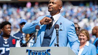 Titans great Eddie George to be Tennessee State's next football coach