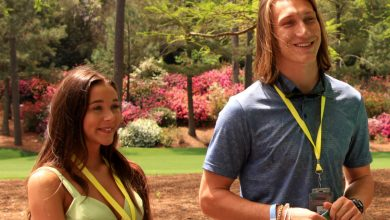 How Jaguars fans got involved in Trevor Lawrence-Marissa Mowry wedding