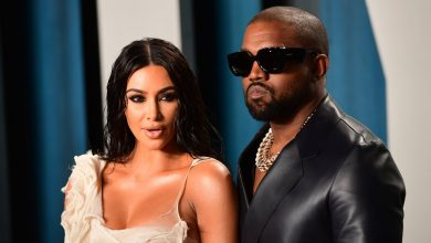 Kanye Agrees With Kim on Joint Custody in Divorce Response