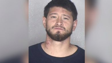 Ex-Giants kicker Aldrick Rosas was bloody, barefoot during arrest: 'Pretty messed up'