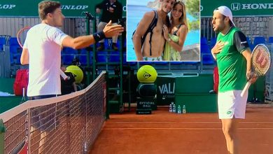 Girlfriend thrown into nasty Pablo Carreno Busta-Stefano Travaglia tennis feud: 'Be careful'
