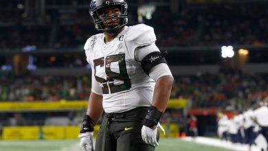 The top 10 offensive linemen heading into 2021 NFL Draft