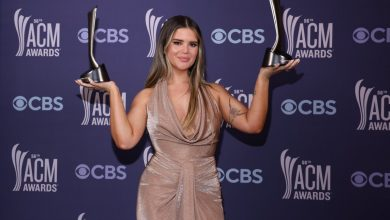 Why ACM Winner Maren Morris Wanted to Speak Out Against 'Unhealthy' Body Standards For New Moms