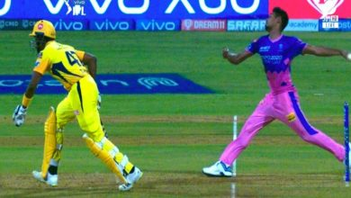 IPL 2021: WATCH - Dwayne Bravo's 'Stealing' a Run Picture Goes Viral, Sparks Off Debate on Mankading