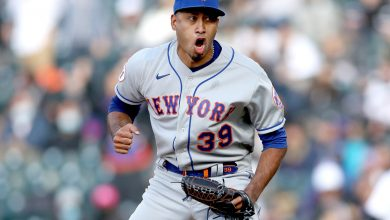 'Warrior' Edwin Diaz's confidence keeps growing for Mets