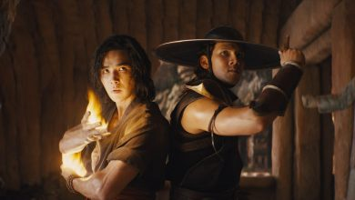 The Mortal Kombat movie is at its best when it mimics the games