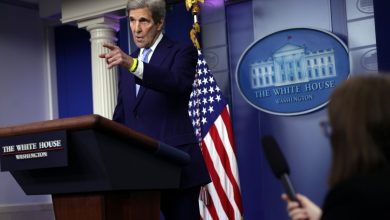 John Kerry Brings Years of Passion to His New Job as US Climate Envoy