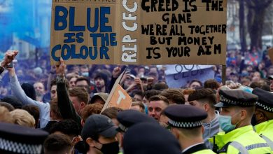 How can the Tories think greed is good in economics, but not in football? –Joyce McMillan