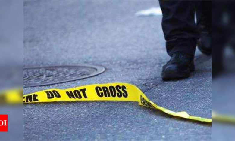 1 dead, 4 wounded in downtown San Diego shooting: Police - Times of India