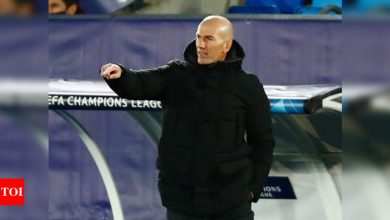 Real have right to play Champions League despite Super League intentions: Zidane | Football News - Times of India