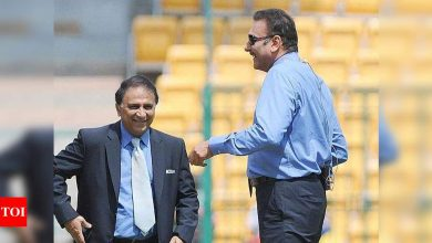 Ravi Shastri's ability to infuse confidence in youngsters is unbelievable: Sunil Gavaskar | Cricket News - Times of India