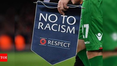 online racism:  English football leagues announce social media boycott in stand against online racism | Football News - Times of India