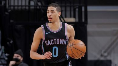 NBA: Tyrese Haliburton chuffed to be in Rookie of the Year fray, but says it won't affect his assessment of season