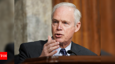 Sen. Ron Johnson may offer insight into GOP's 2022 positioning - Times of India
