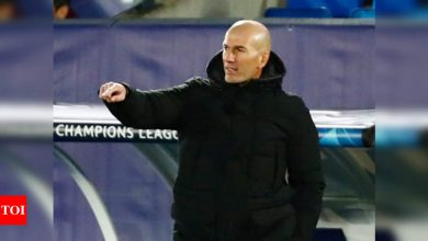 Real Madrid not thinking about any Super League sanctions: Zidane | Football News - Times of India