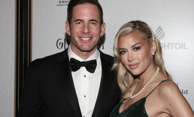 Inside Tarek El Moussa and Heather Rae Young's Romantic Engagement Party