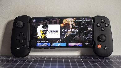 The Backbone One is a stunning controller that turns your iPhone into a more capable gaming device