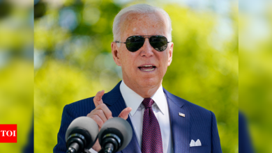 Joe Biden to push trillions in investment, plead for police reform in Congress speech - Times of India
