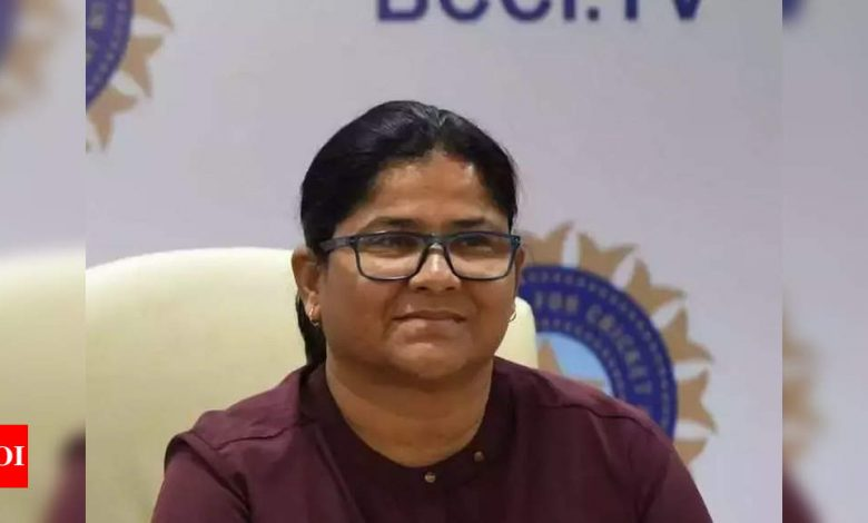 Five female candidates for India women head coach job | Cricket News - Times of India
