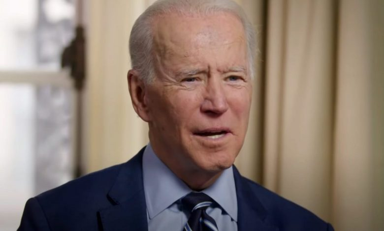 Biden in TODAY Exclusive: 'I Don't Think the American People Are Racist'