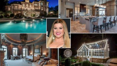 Kelly Clarkson finally finds buyer for Tennessee mansion 4 years later