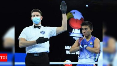 7 more Indians boxers in semifinals of youth Worlds | Boxing News - Times of India