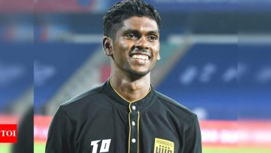 ATK signs Liston Colaco on a record transfer fee from Hyderabad FC | Football News - Times of India