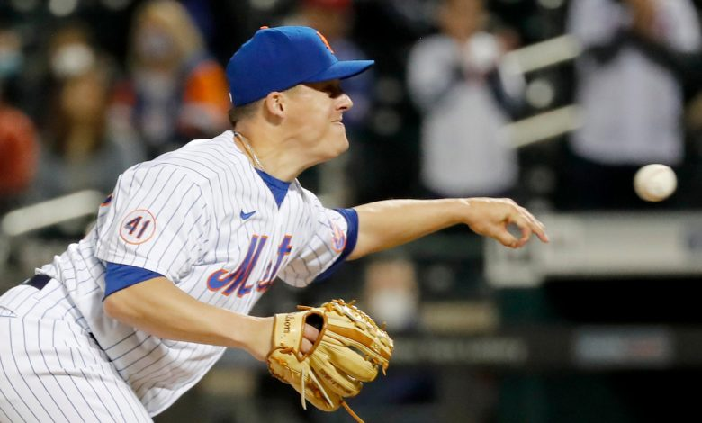 Aaron Loup comes through for Mets after layoff