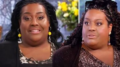 Alison Hammond states 'I'm not looking for a toy boy' amid romance claims about new show