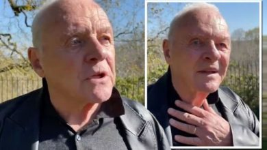 Anthony Hopkins skips Oscars 2021 to visit dad's grave before making history with win