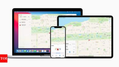 Apple makes finding lost products easier with the iPhone - Times of India