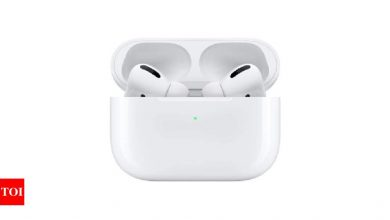Apple rolls out new firmware update for AirPods Pro, second-generation AirPods - Times of India