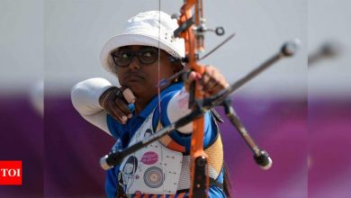Archer Deepika Kumari learning mind control to break Olympic medal jinx | More sports News - Times of India