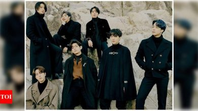 Are BTS band members set to enlist in the military together in 2022? - Times of India