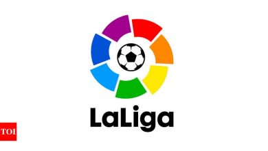 Atletico, Barca and Real set for tightest La Liga title battle in years   Football News - Times of India