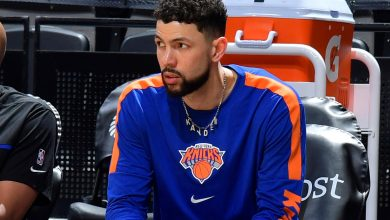 Austin Rivers landing with Nuggets after Knicks exile