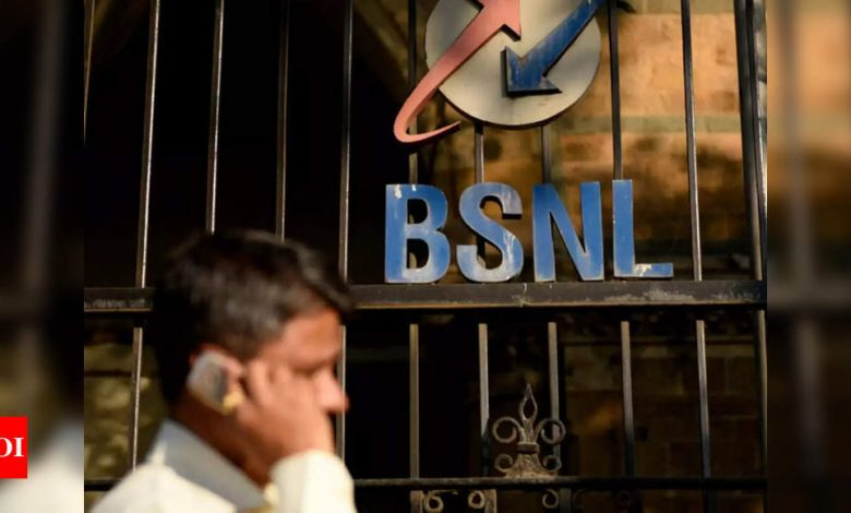 BSNL rolls out Rs 197 prepaid plan: Details inside - Times of India