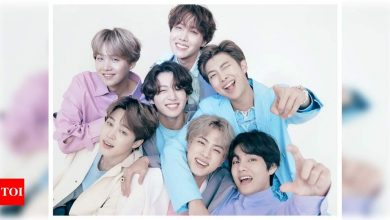 BTS becomes new face of high-end fashion label; 'broke' ARMY flood Twitter with hilarious memes - Times of India