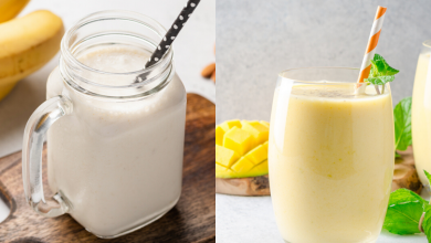 Banana vs. mango shake: What to include in your diet for weight loss  | The Times of India